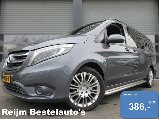Mercedes-Benz Vito 116cdi lang  Dc, Dubbel cabine, 2xschuifdeur, Navi, Camera, Xenon.
