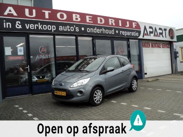 Ford Ka 1.2  start/stop 1e eigenaar airco bj2011