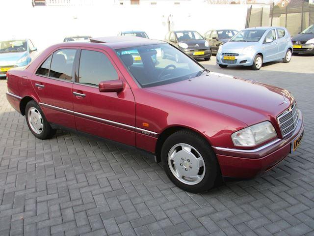Mercedes-Benz C-klasse 200 ELEGANCE AUTOMAAT 169 DKM !!
