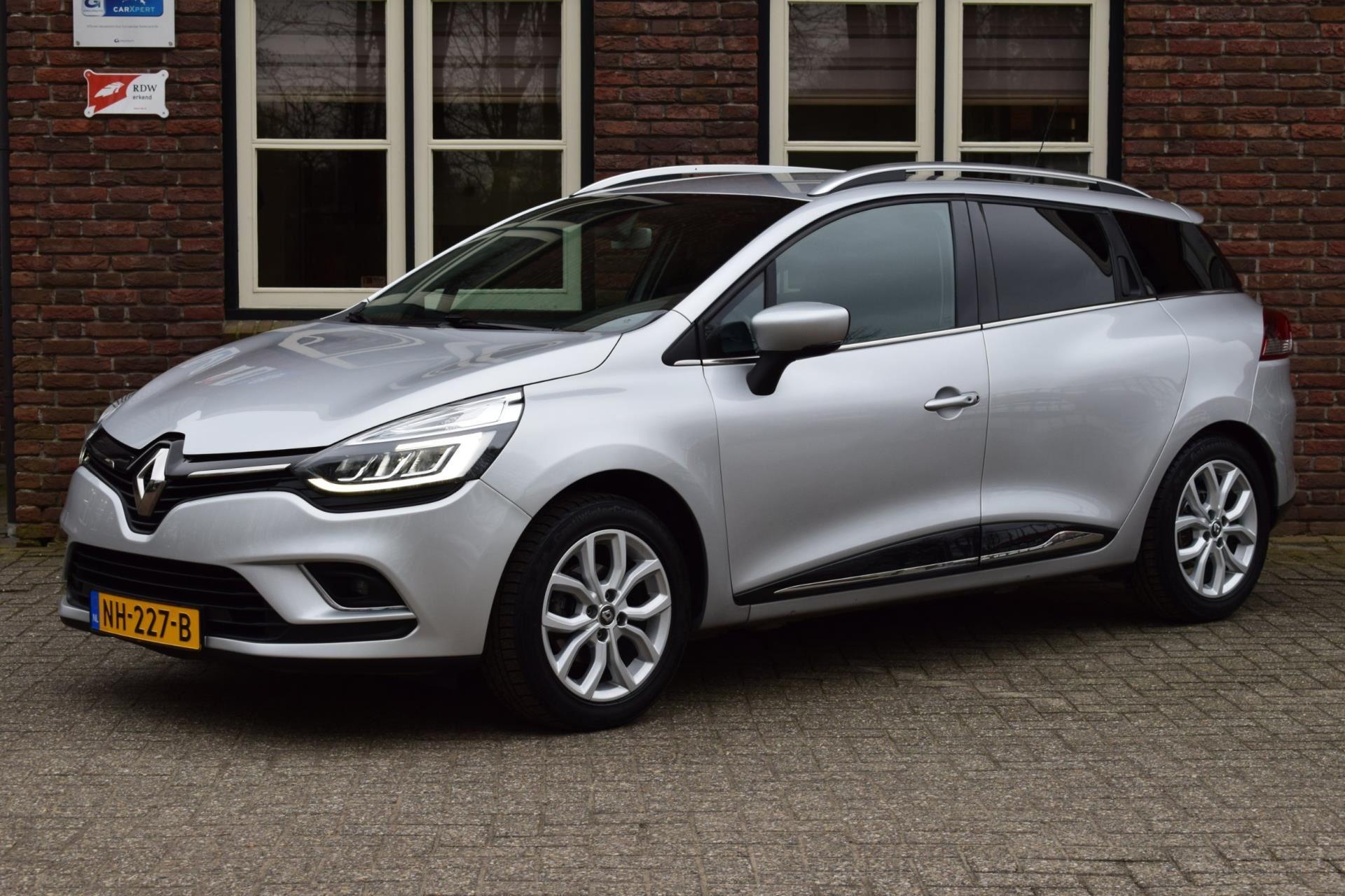 Renault Clio Estate occasion - Autobedrijf van der Veen