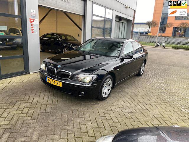 BMW 7-serie 730i ORIGINEEL NL AUTO WAS CD KENTEKEN