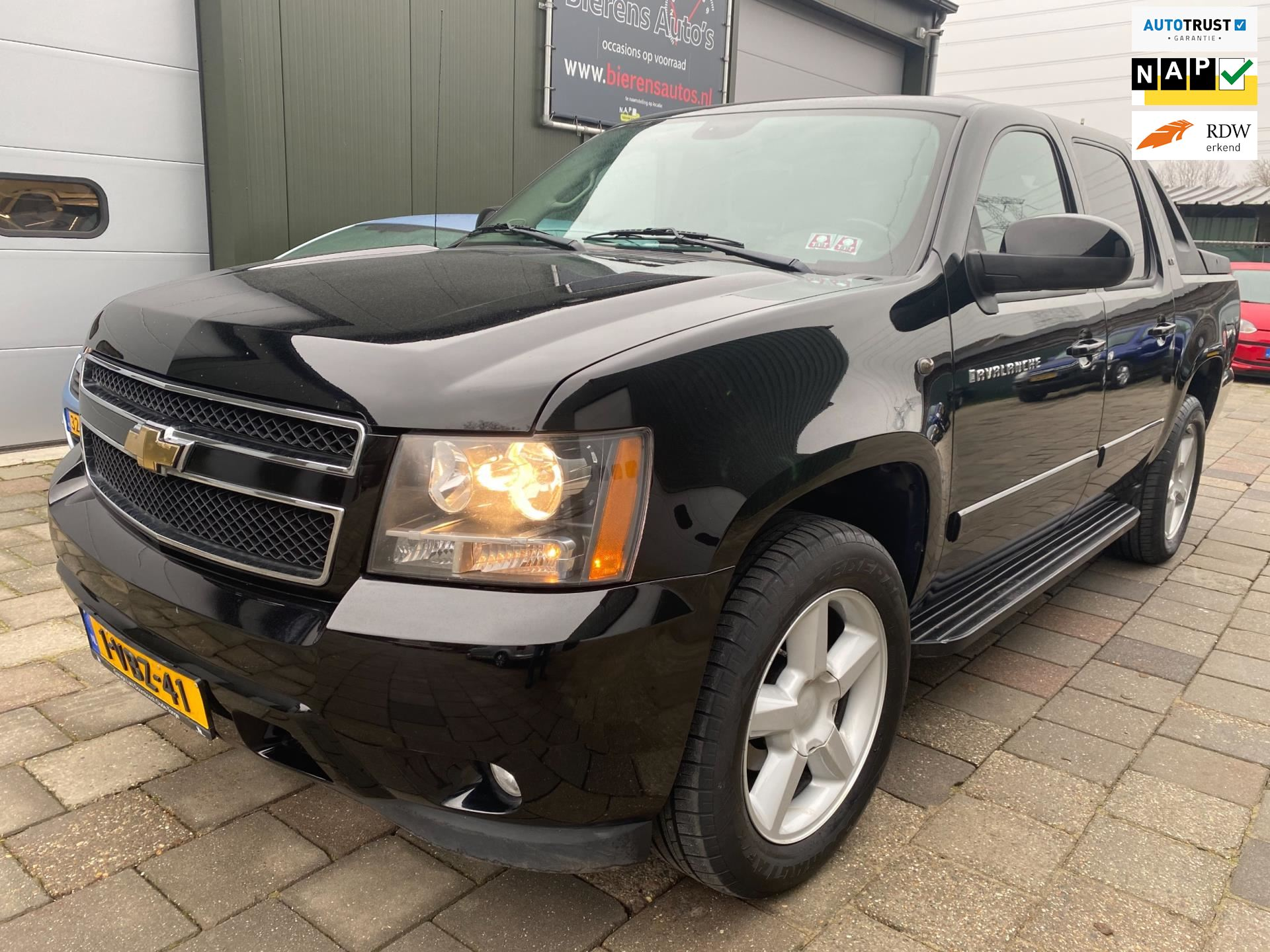 Chevrolet USA Avalanche occasion - Bierens Auto's