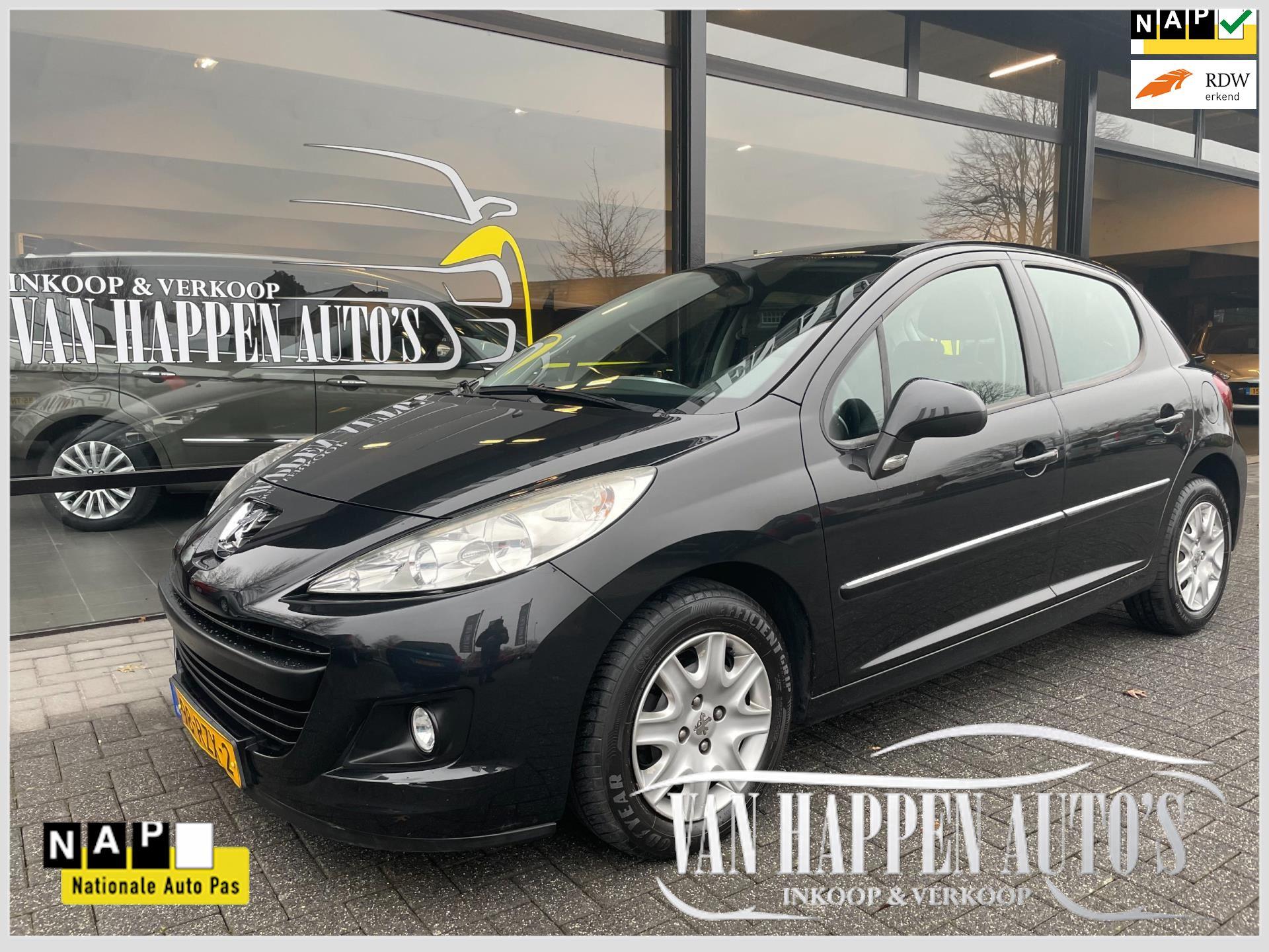 Peugeot 207 occasion - Van Happen Auto's
