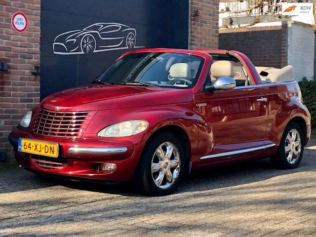 Chrysler PT Cruiser Cabrio occasion - Kriek Auto's