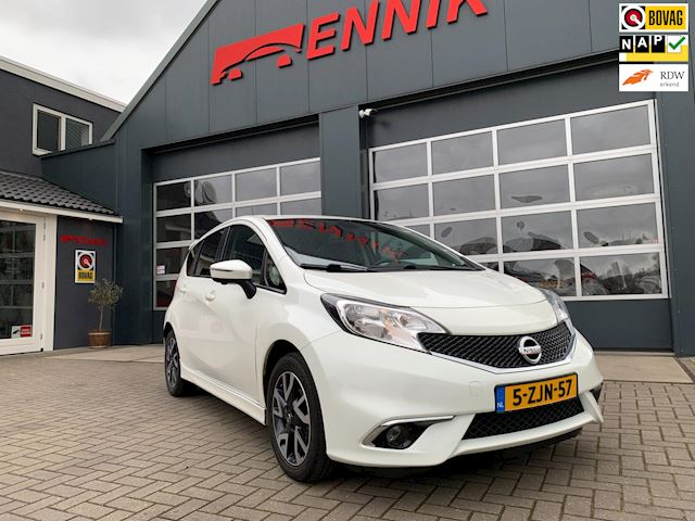 Nissan Note 1.2 DIG-S Connect Edition Sport 360 Camera Navi Keyless