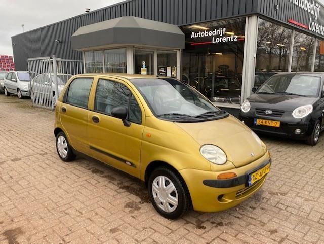 Daewoo Matiz occasion - Autobedrijf Lorentz