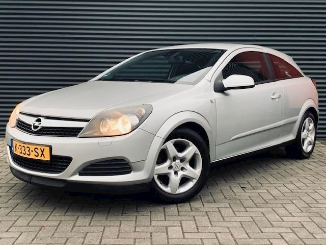 Opel Astra GTC 1.4-16V Business, airco, cruise, pdc