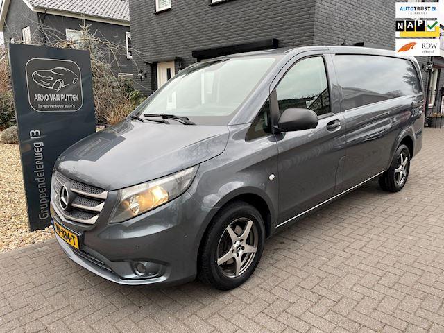 Mercedes-Benz Vito 109 CDI Lang /Leer/Navigatie/Camera/Airco/PDC