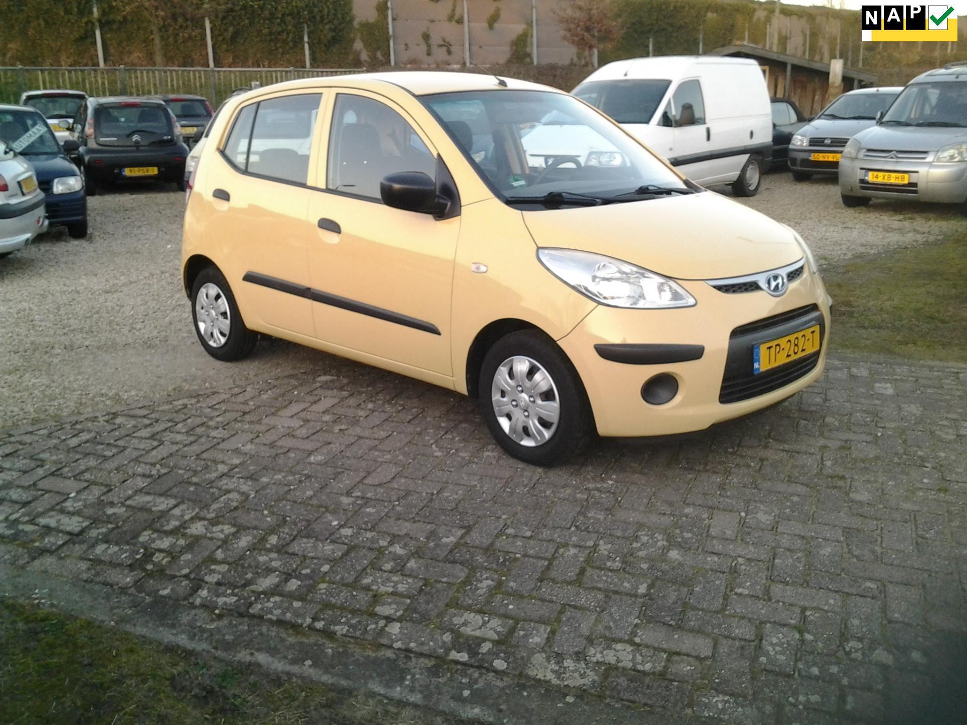 Hyundai I10 occasion - Van der Wielen Auto's