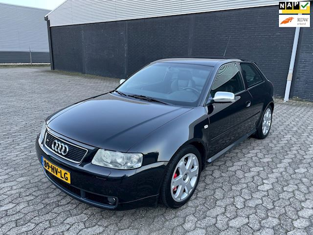 Audi S3 occasion - City Cars Breda