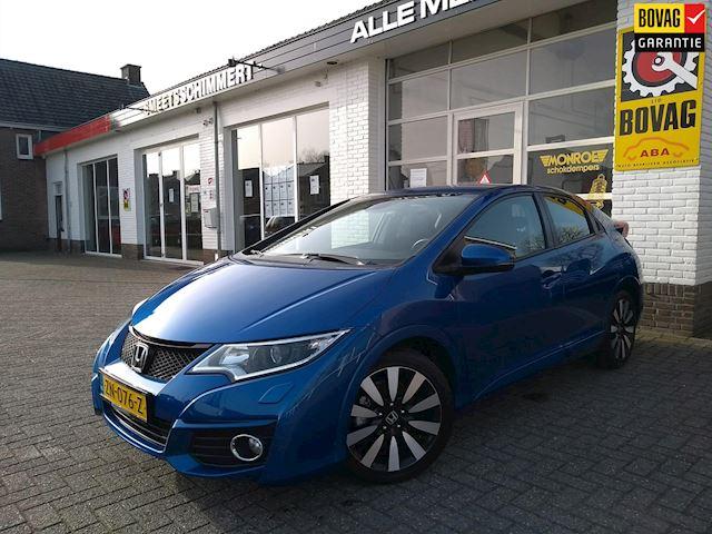 Honda Civic occasion - Autobedrijf Smeets Schimmert