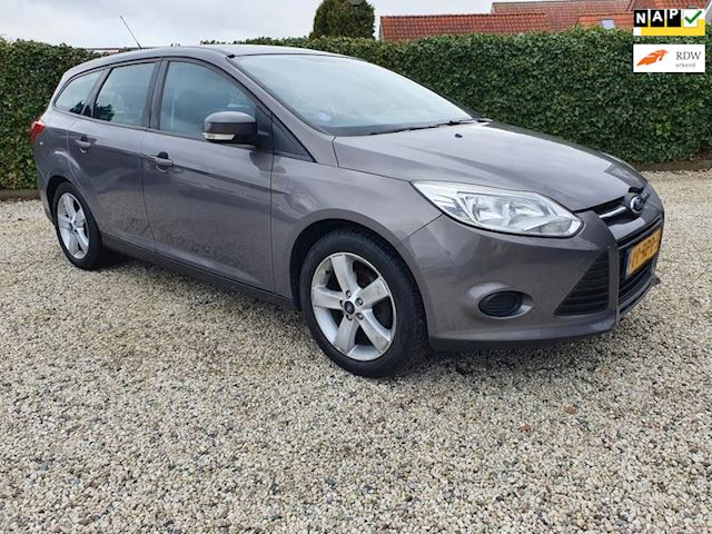Ford Focus Wagon 1.6 TI-VCT Trend