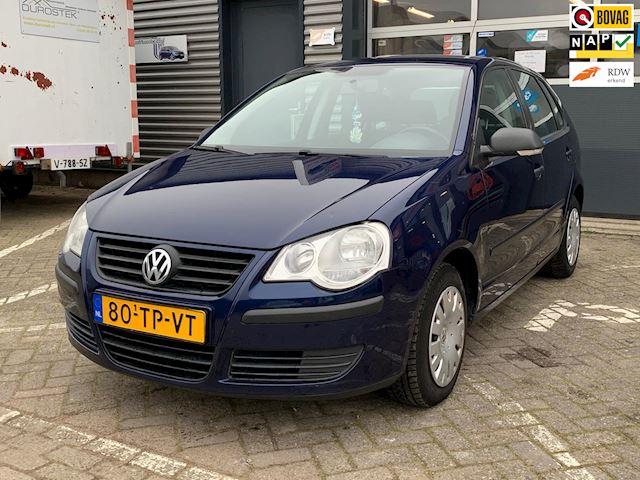 Volkswagen Polo 1.4 TDI Sportline climate controle cd-speler 232dzkm nap apk 29-10-2021 zeer zuinig
