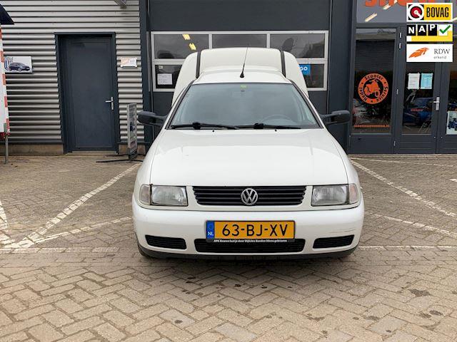 Volkswagen Caddy 1.9 SDI Baseline electrische pakket cd-speler trekhaak apk 05-06-2021