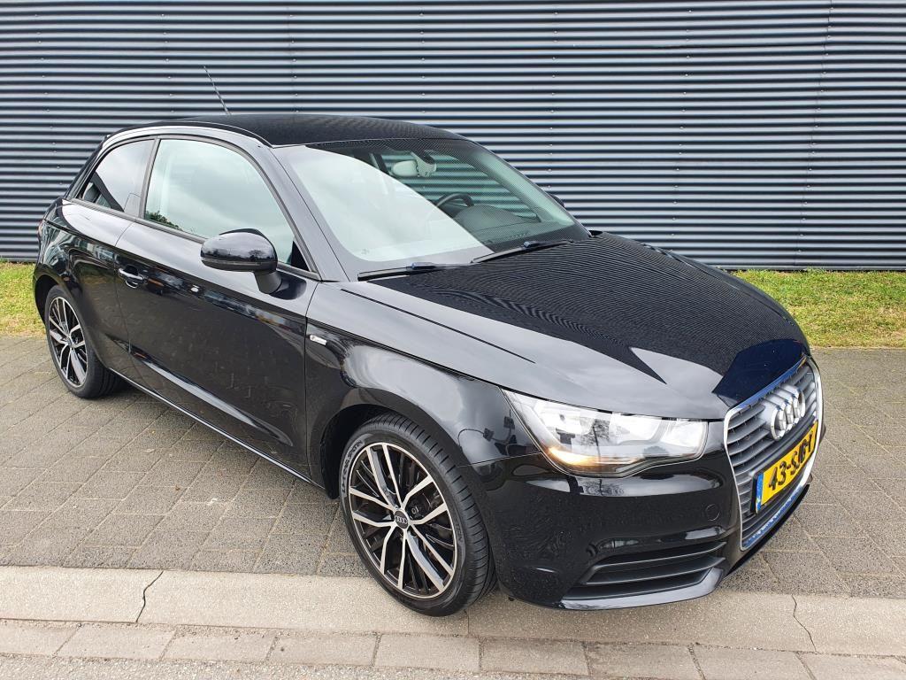 Audi A1 occasion - Autobedrijf Harnaschpoort