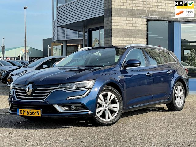 Renault Talisman Estate 1.5 dCi NAVI LMV PDC ECC MULTI-STUUR CRUISE-CONTROLE Zen