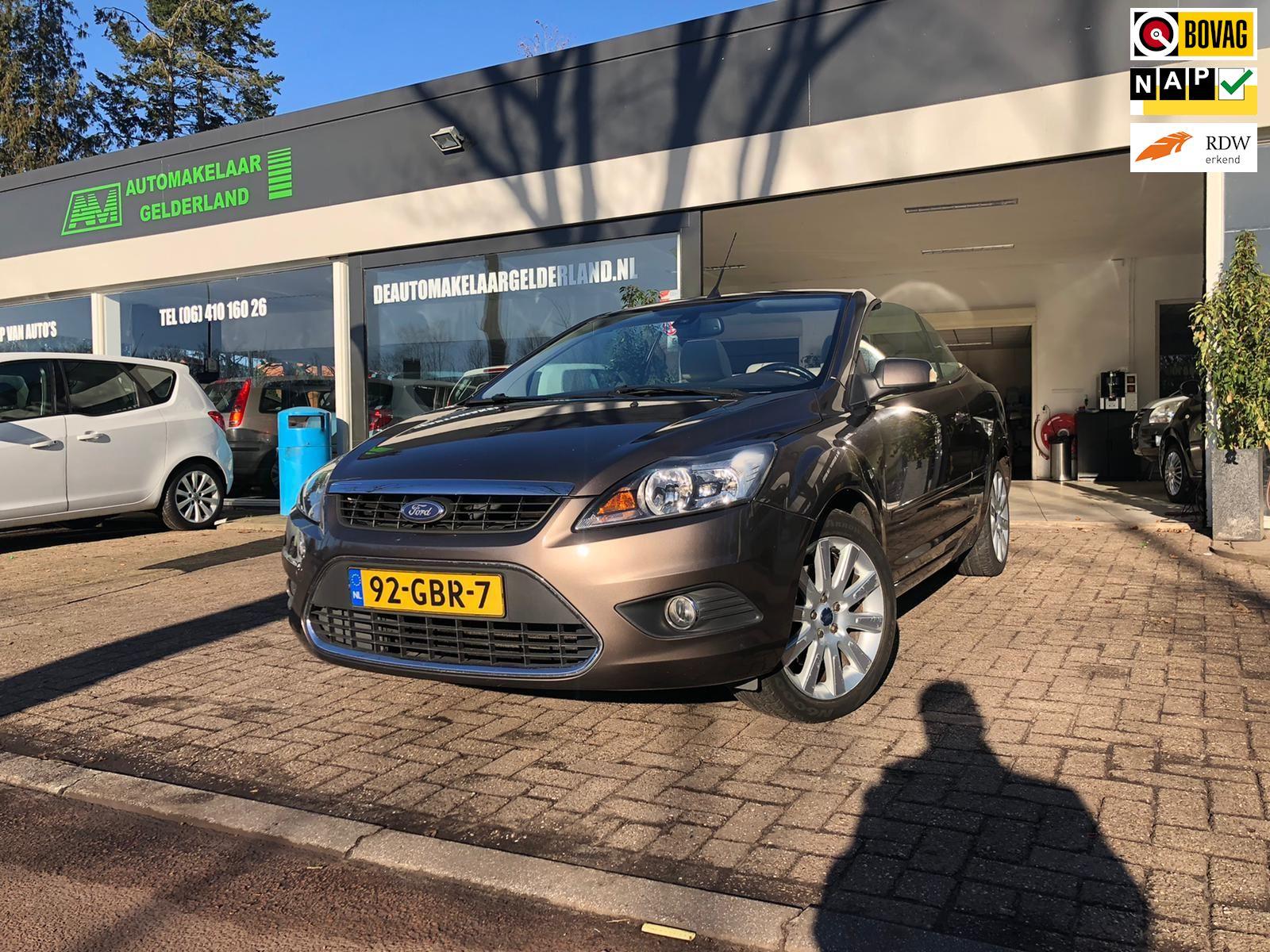 Ford Focus Coupé-Cabriolet occasion - De Automakelaar Gelderland