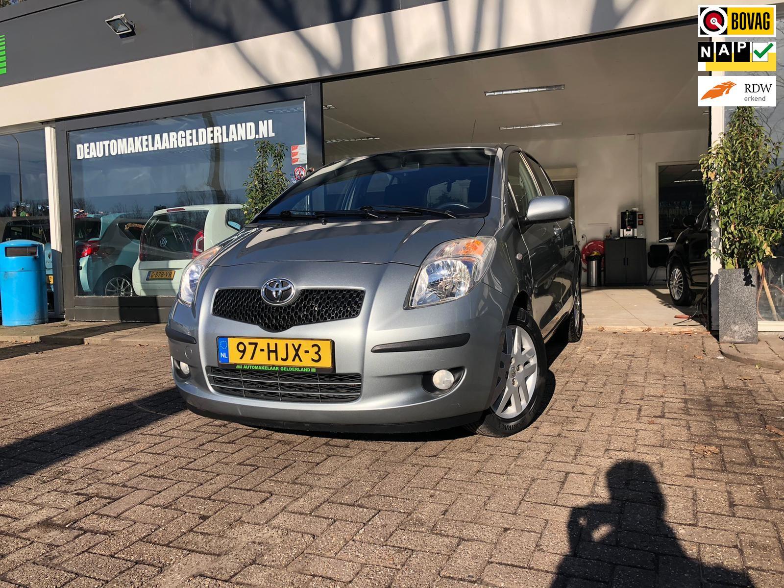 Toyota Yaris occasion - De Automakelaar Gelderland