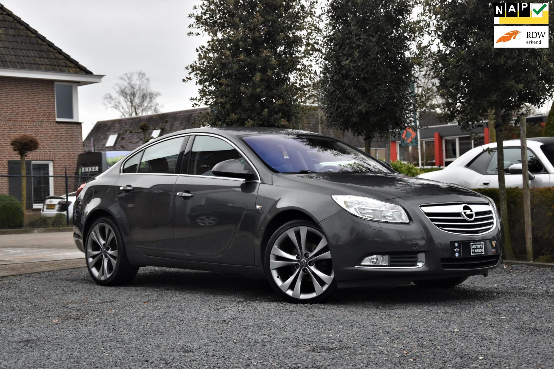 Opel Insignia occasion - Auto`s `t Harde