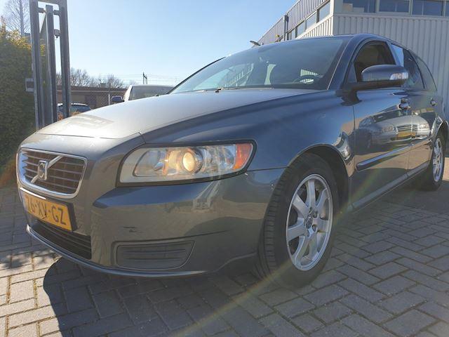 Volvo V50 2.0D Kinetic Airco 1e Eigenaar