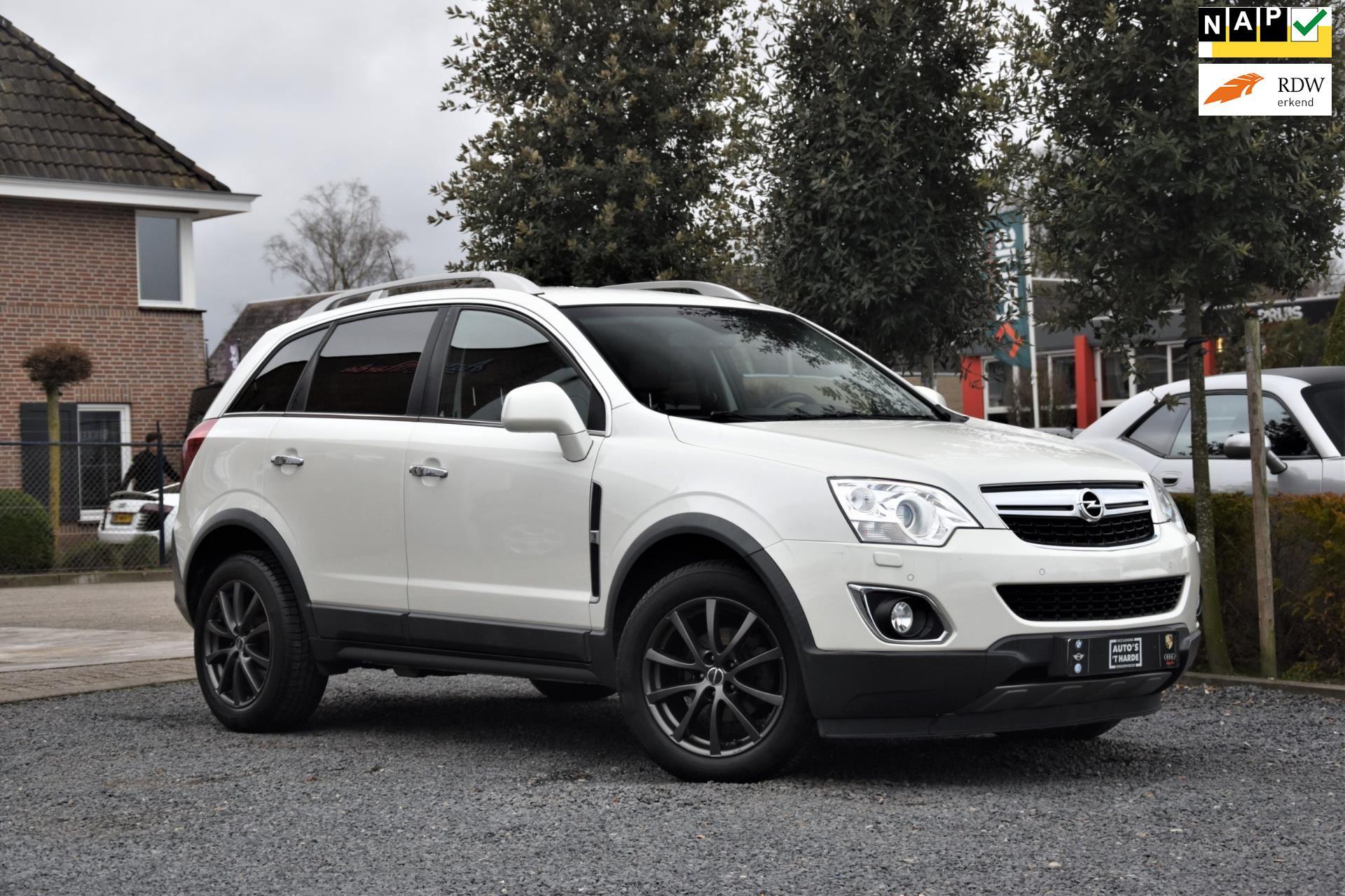 Opel Antara occasion - Auto`s `t Harde