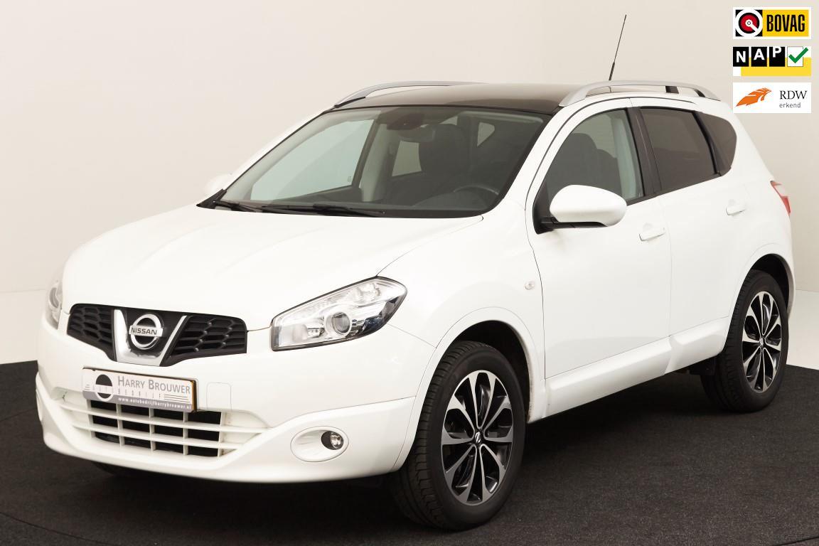 Nissan Qashqai occasion - Autobedrijf Harry Brouwer B.V.