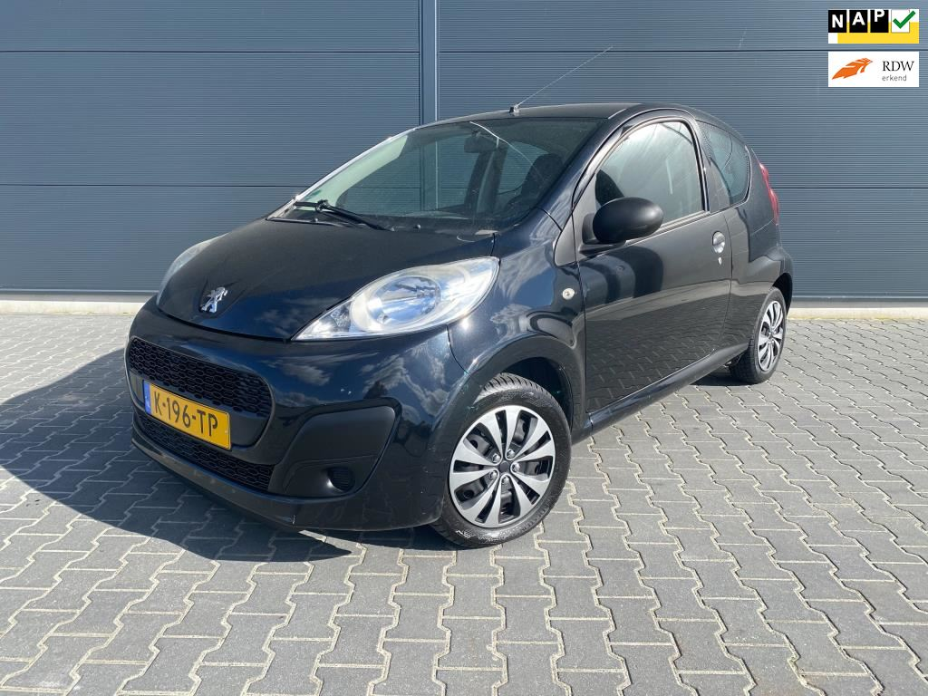 Peugeot 107 occasion - Veld Auto's