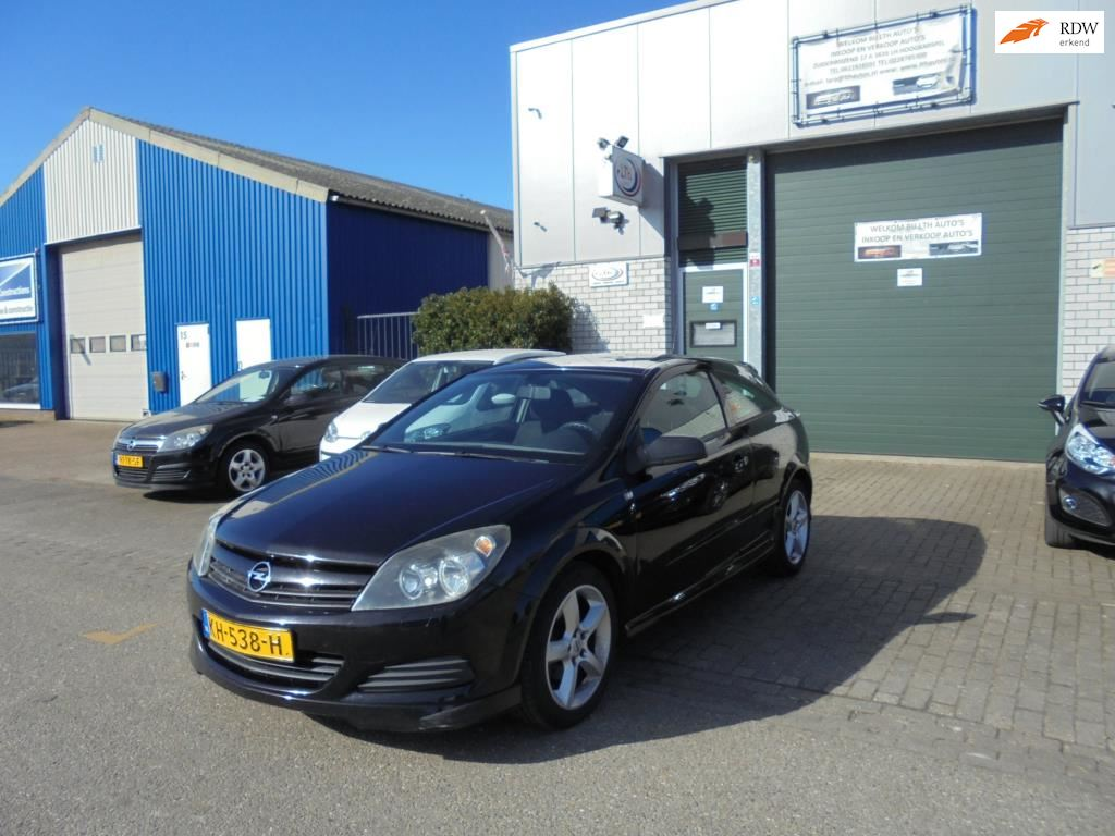 Opel Astra GTC occasion - LTH Auto's