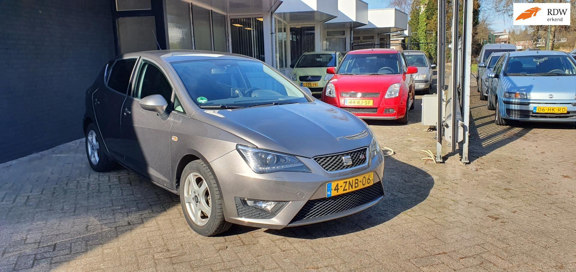 Seat Ibiza occasion - Heuer Auto's
