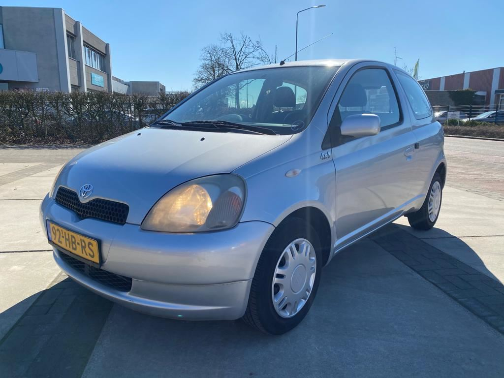 Toyota Yaris occasion - A2 Auto's