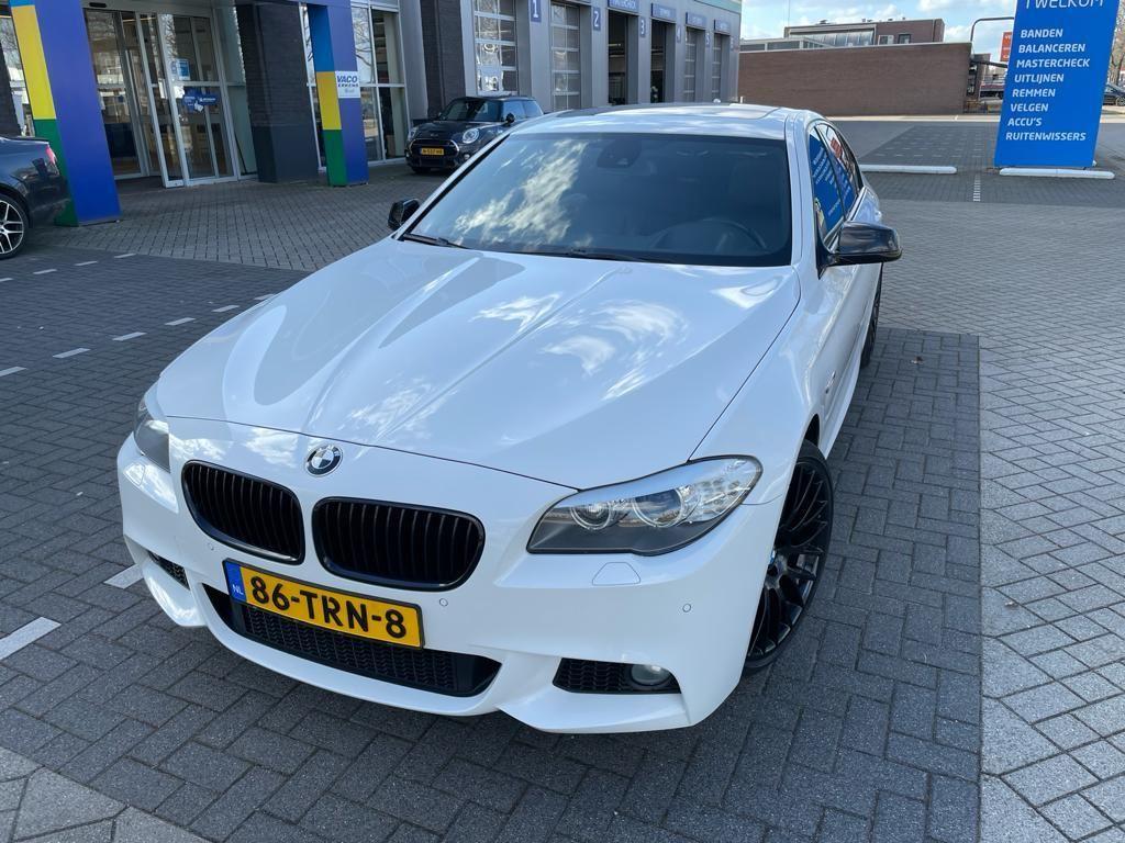 BMW 5-serie occasion - A2 Auto's