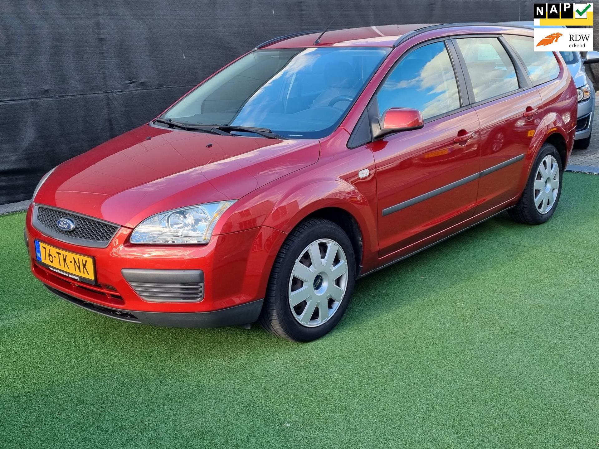 Ford Focus Wagon occasion - Autohuis Zeewolde