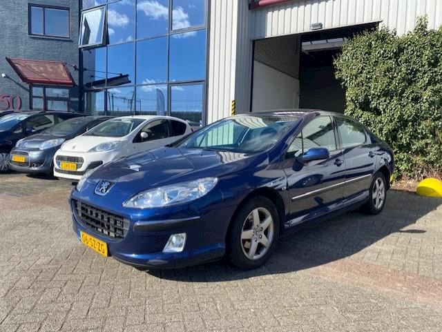 Peugeot 407 1.6 HDiF XR Pack