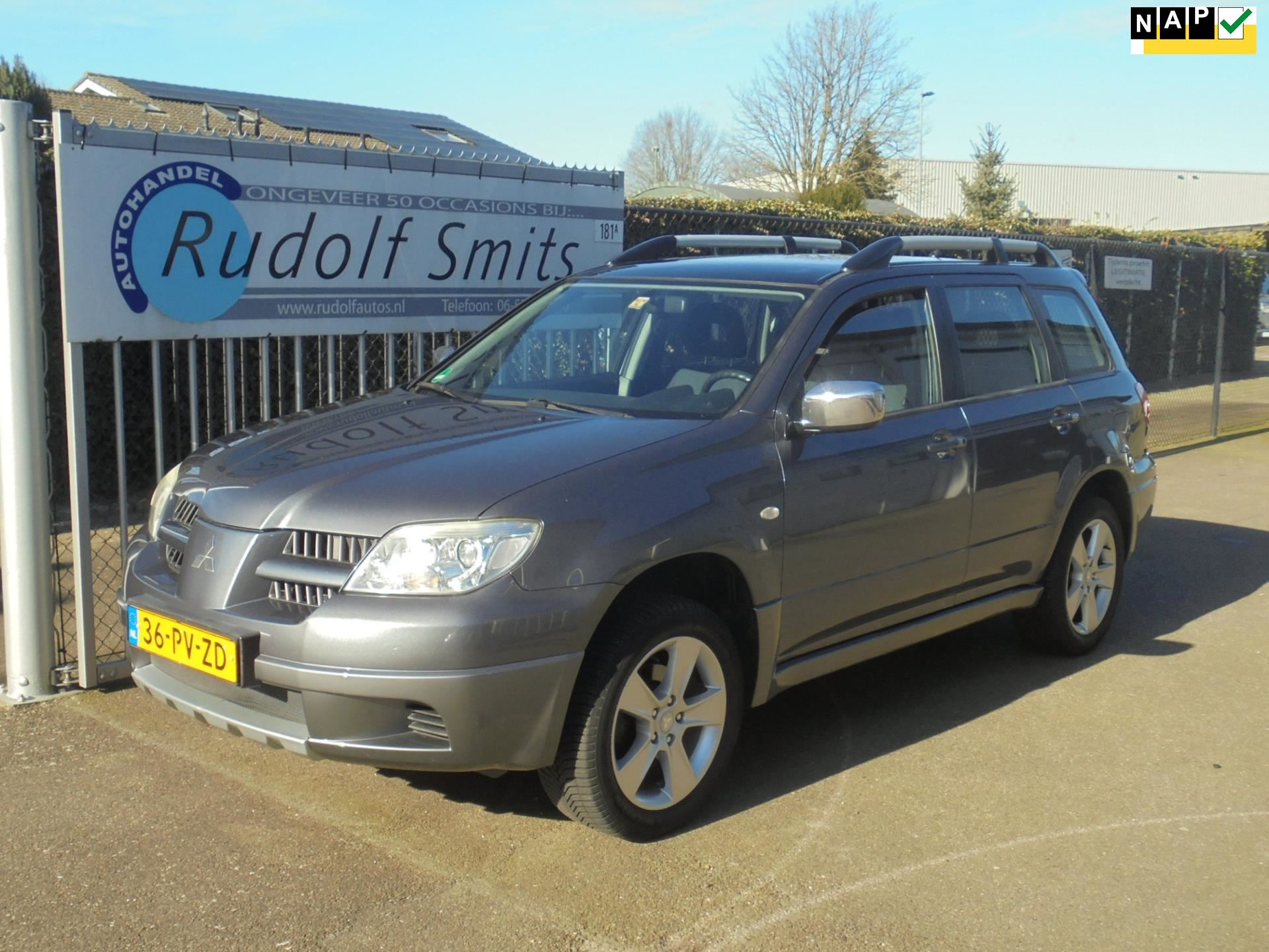 Mitsubishi Outlander Sport occasion - Autohandel Rudolf Smits