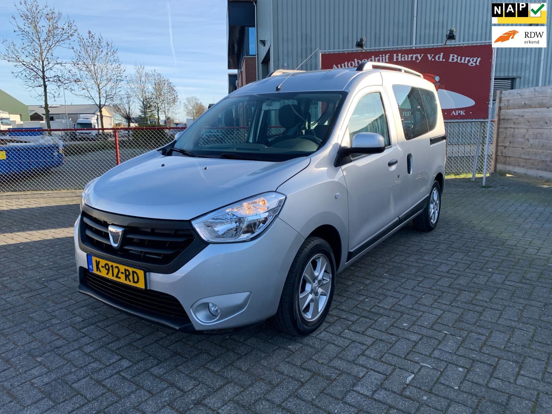 Dacia Dokker occasion - Autobedrijf Harry van der Burgt