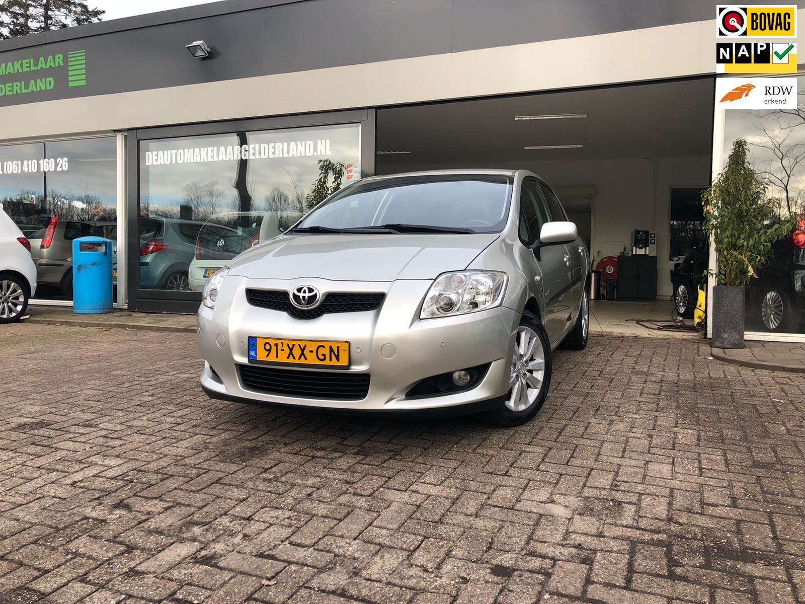 Toyota Auris occasion - De Automakelaar Gelderland