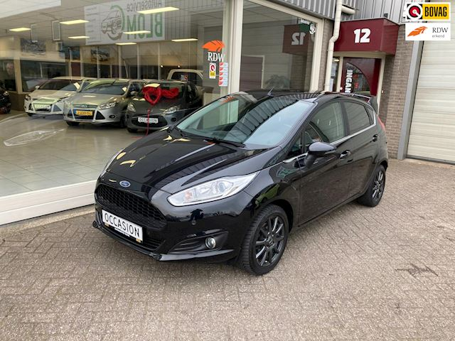 Ford Fiesta occasion - Autoservice Blom