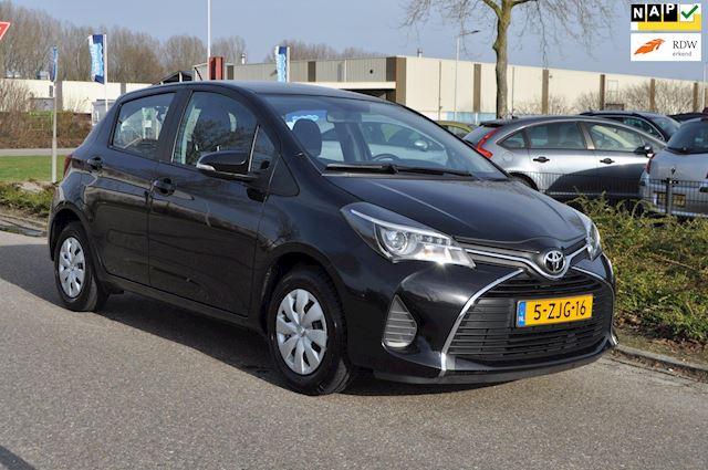 Toyota Yaris 1.0 VVT-i Aspiration 5-DEURS/AIRCONDITIONING/1e EIGENAAR/47.753 km NAP/APK 30/9/2022/ZEER NETTE STAAT EN ZEER ZUINIG