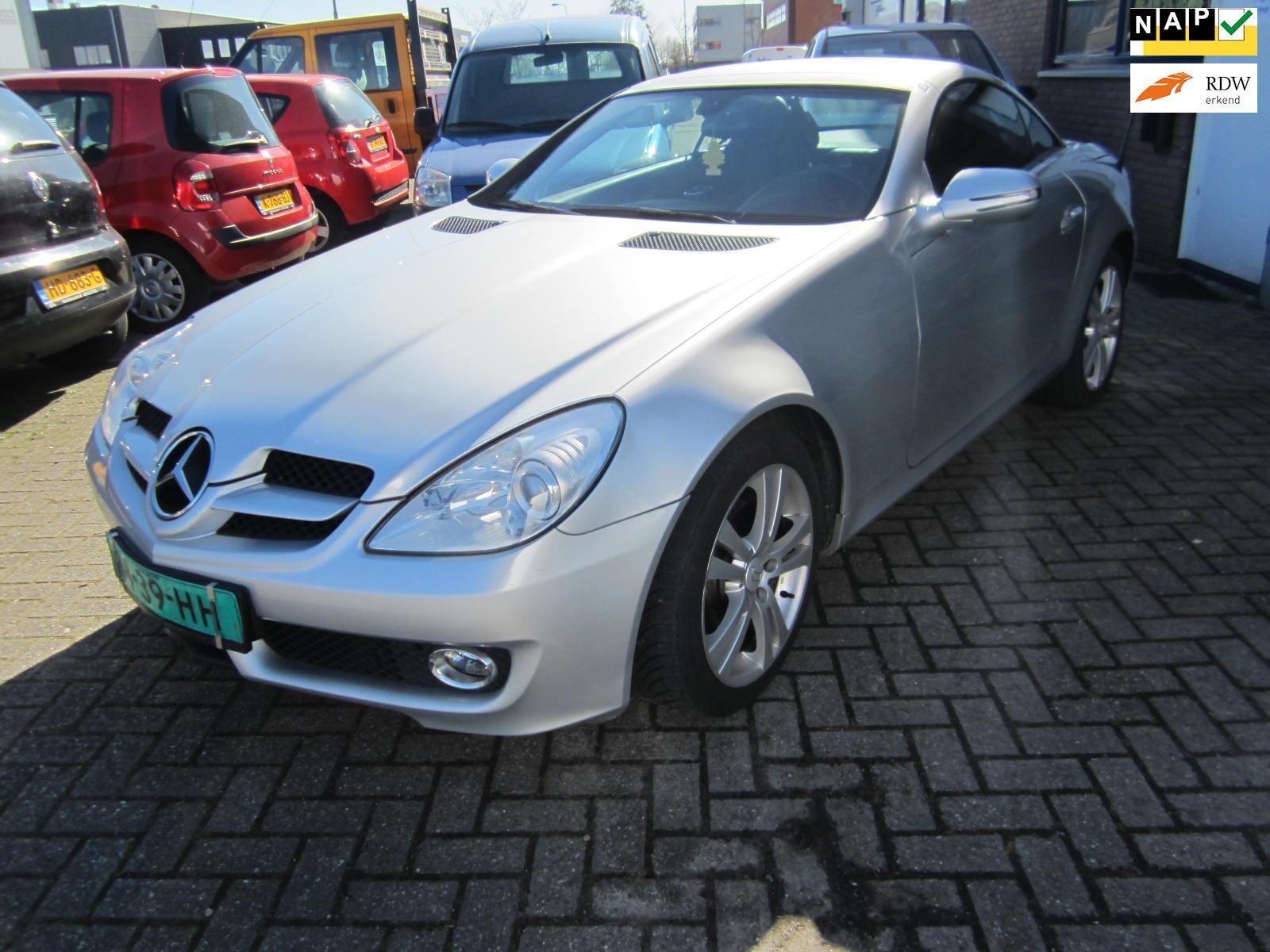 Mercedes-Benz SLK-klasse occasion - De Ridder auto's