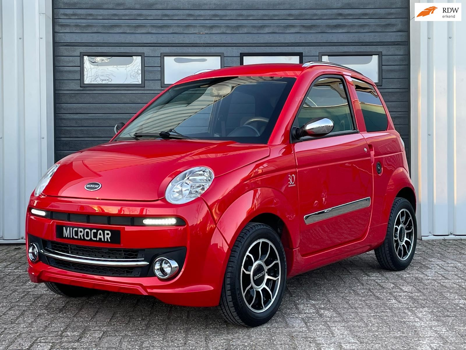 Microcar M.GO occasion - DVDL Brommobielen
