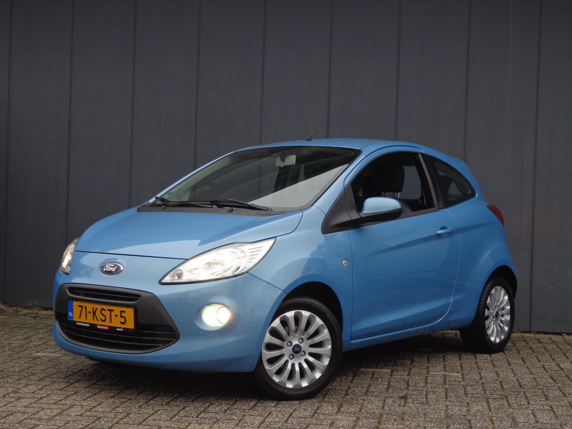 Ford Ka occasion - Autobedrijf Weels