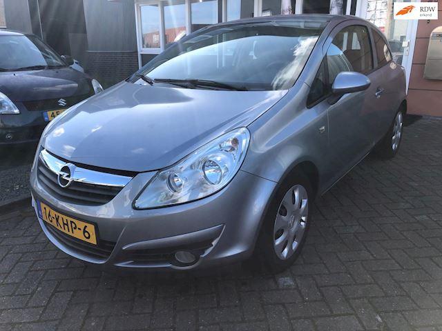 Opel Corsa 1.4-16V Enjoy airco zeer nette auto