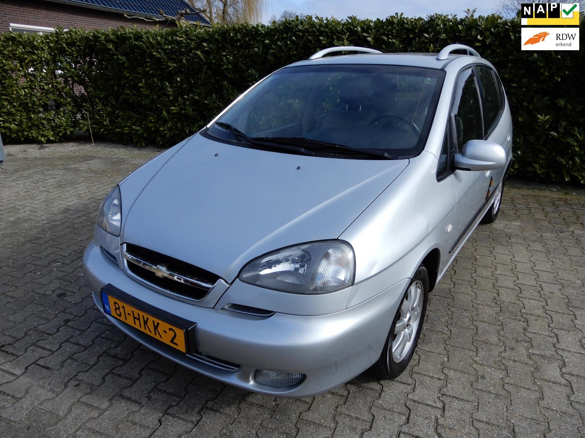 Chevrolet Tacuma occasion - Autobedrijf Nieuwbroek