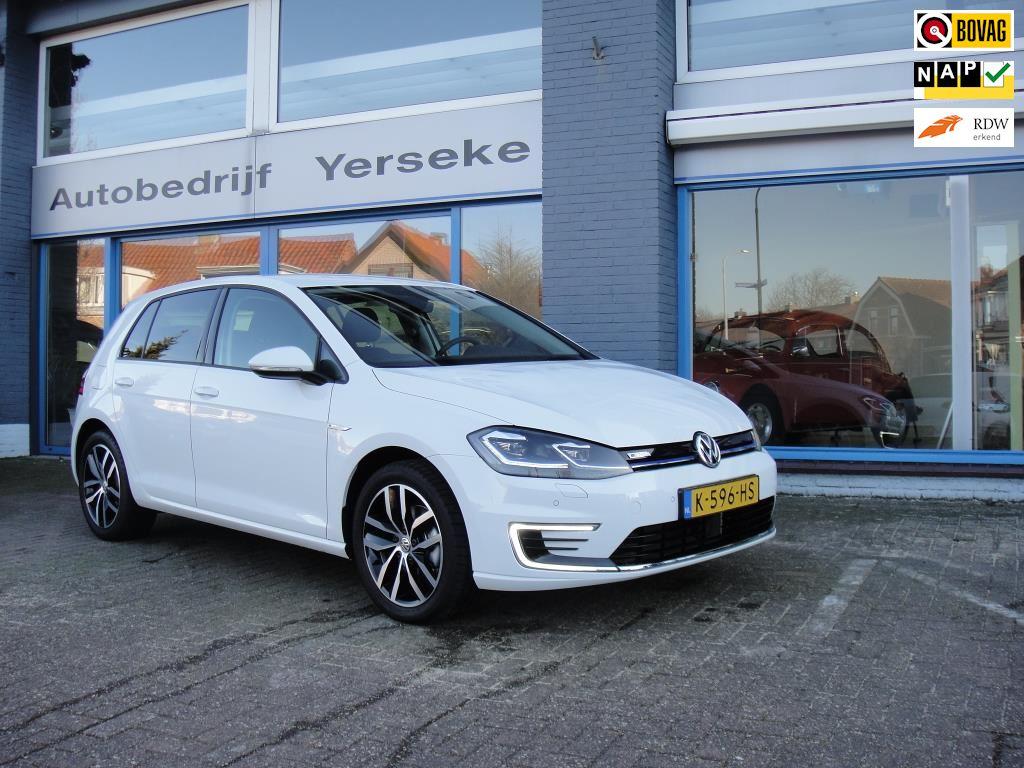 Volkswagen E-Golf occasion - Autobedrijf Yerseke
