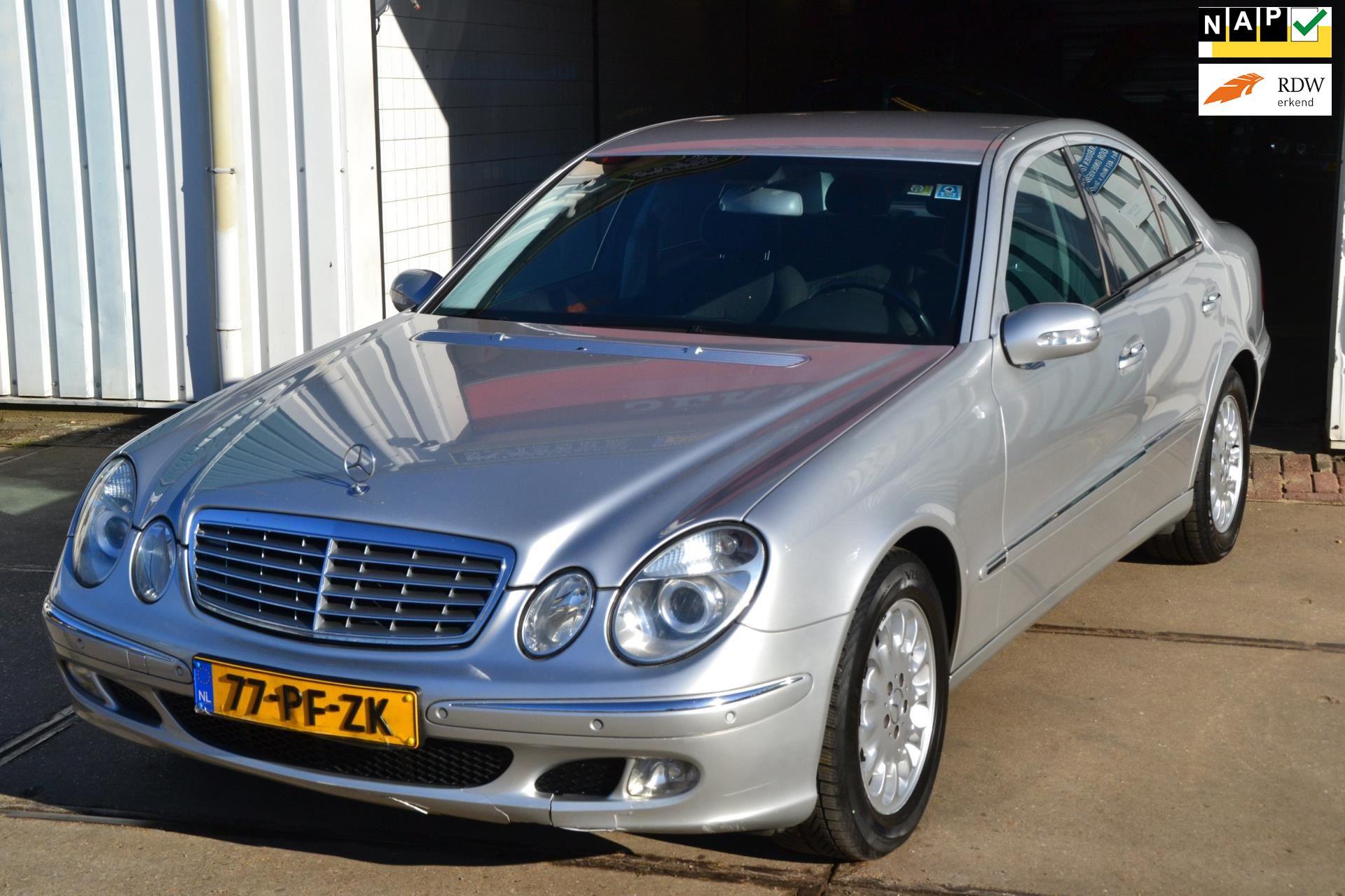 Mercedes-Benz E-klasse occasion - Handelsonderneming S Visser