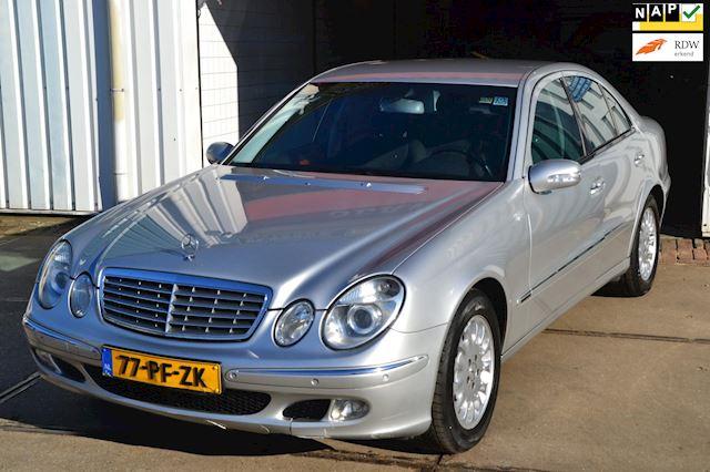 Mercedes-Benz E-klasse 200 CDI Elegance Automaat/airco/Xenon