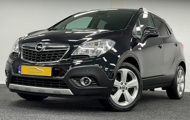 Opel Mokka occasion - Mink van den Brink Auto's