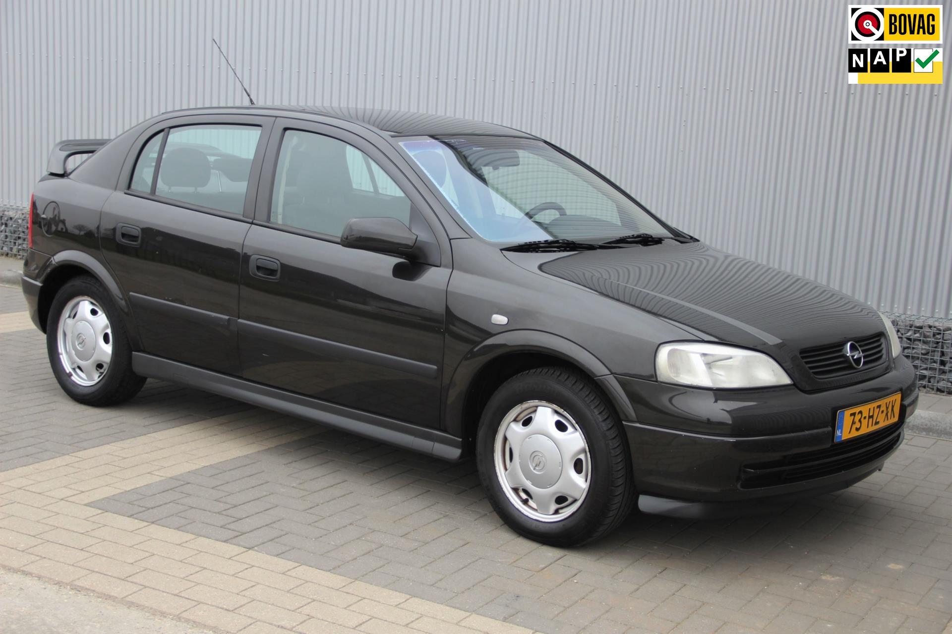 Opel Astra occasion - BF Auto's