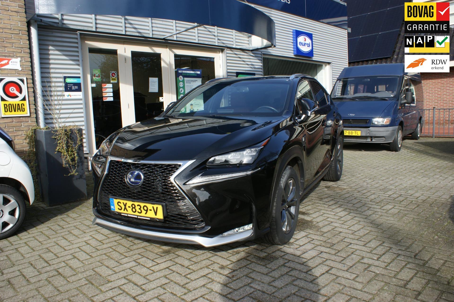 Lexus NX occasion - Garage Reinders vof