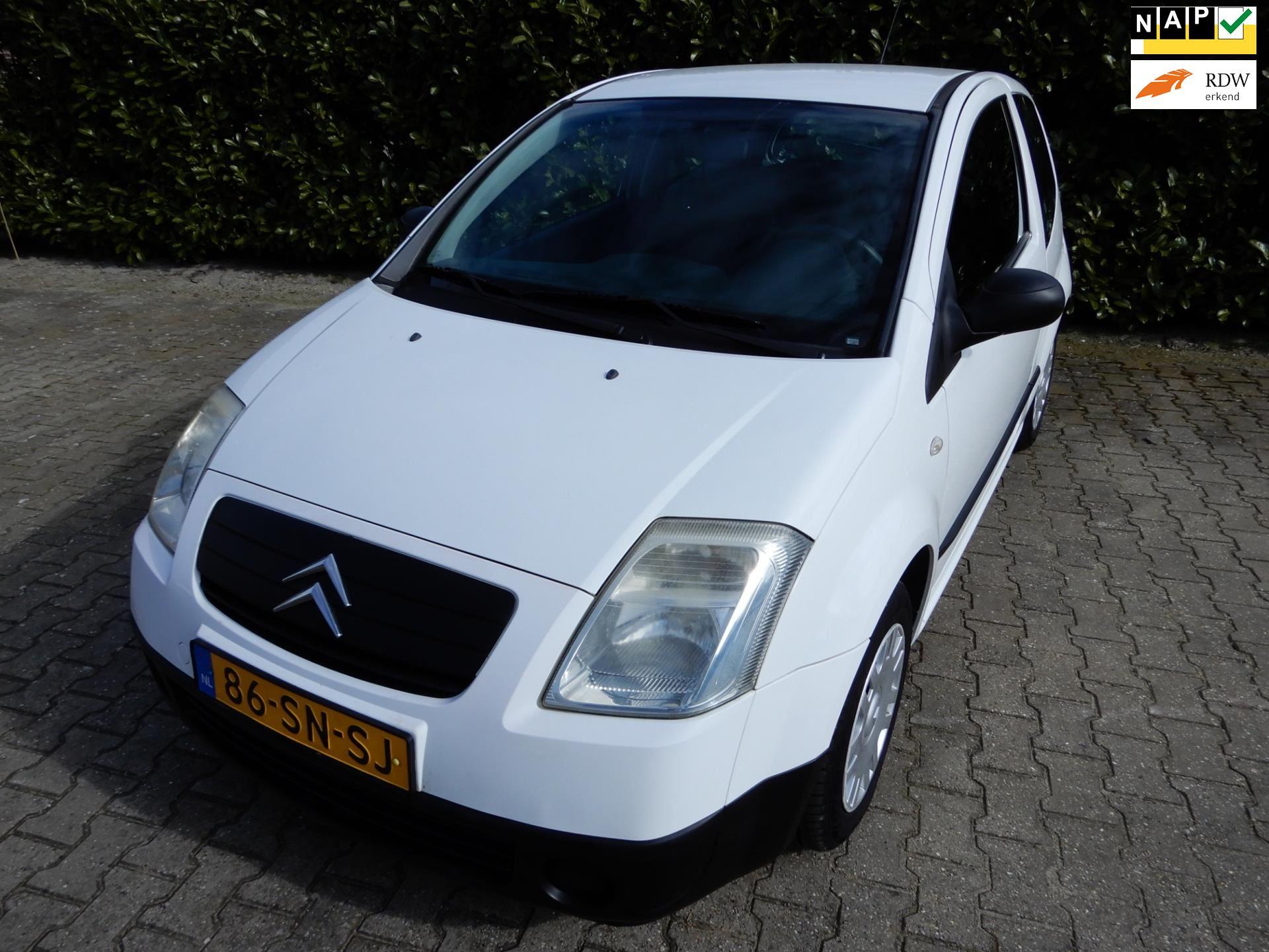 Citroen C2 occasion - Autobedrijf Nieuwbroek